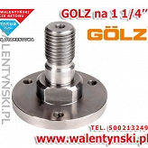 "ADAPTER  GOLZ NA 1.1/4"" UNC WIERTNICE"